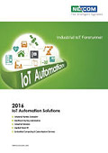 2016 IoT Automation Solutions