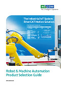 Robot & Machine  Automation Product Selection Guide