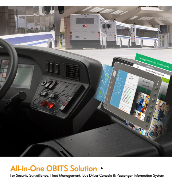 NEXCOM and AuroLED Partner to Deliver an On-Bus ITS Solution in Emerging Markets