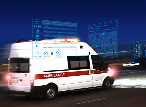 NEXCOM and ALTECH Help Spanish Ambulances Answer the Call of Duty
